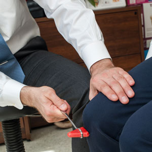 Chiropractic appointment in Montreal